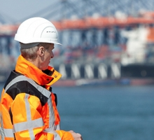 Marine Asset Inspection for Classification Societies